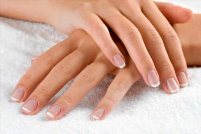 Hard Gel Nail Extensions