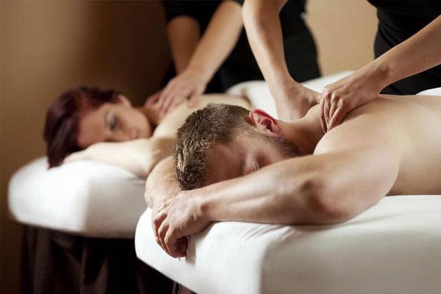 Scalp Massage