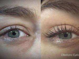 Eyelash Extensions Special